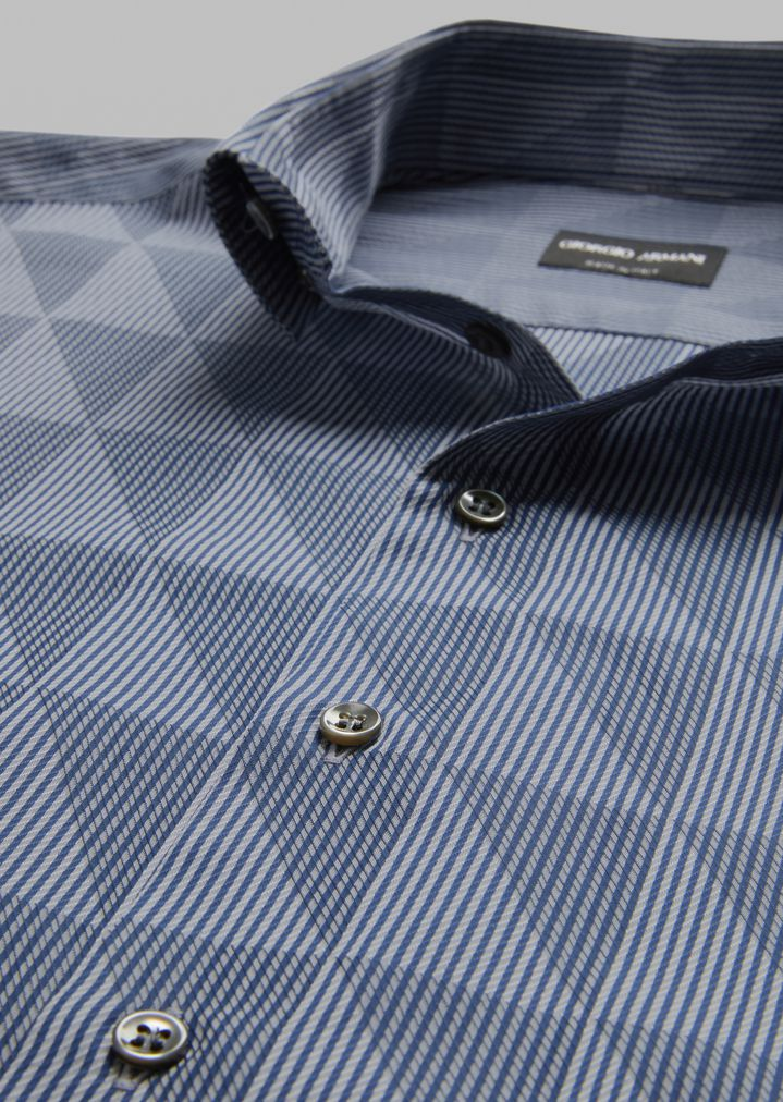 GIORGIO ARMANI Classic Shirt Man c