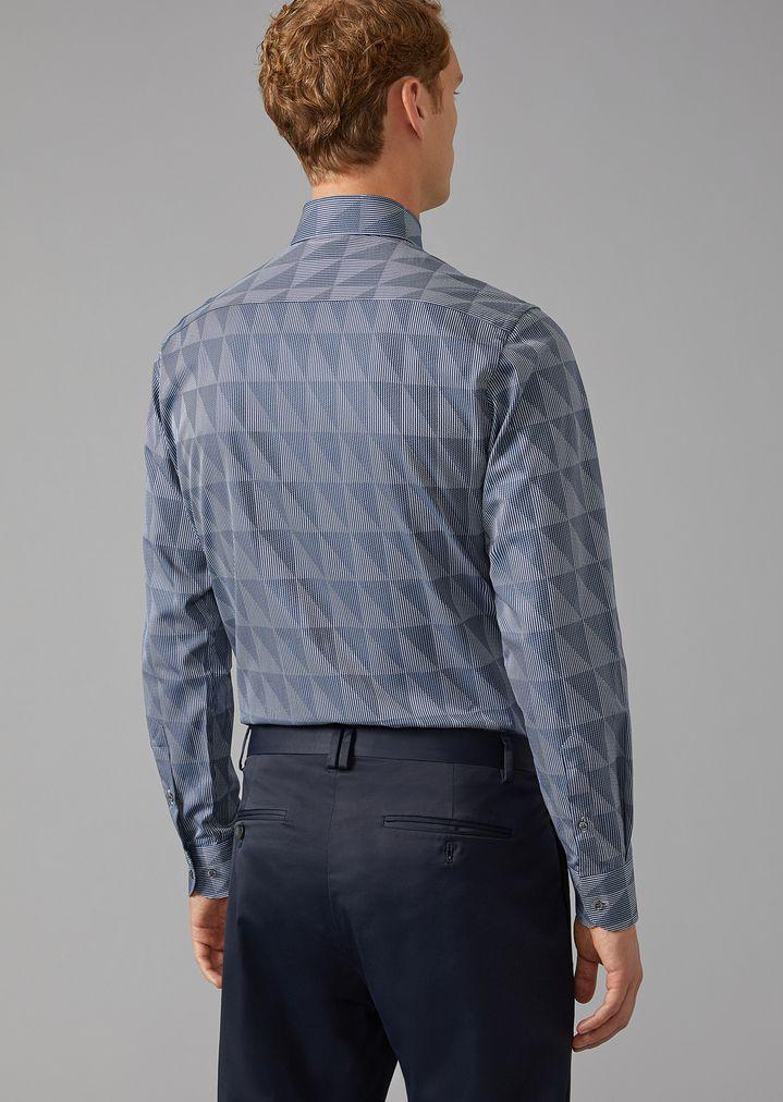 GIORGIO ARMANI Classic Shirt Man e