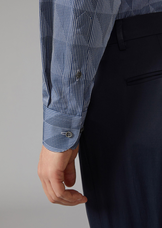 GIORGIO ARMANI Classic Shirt U b