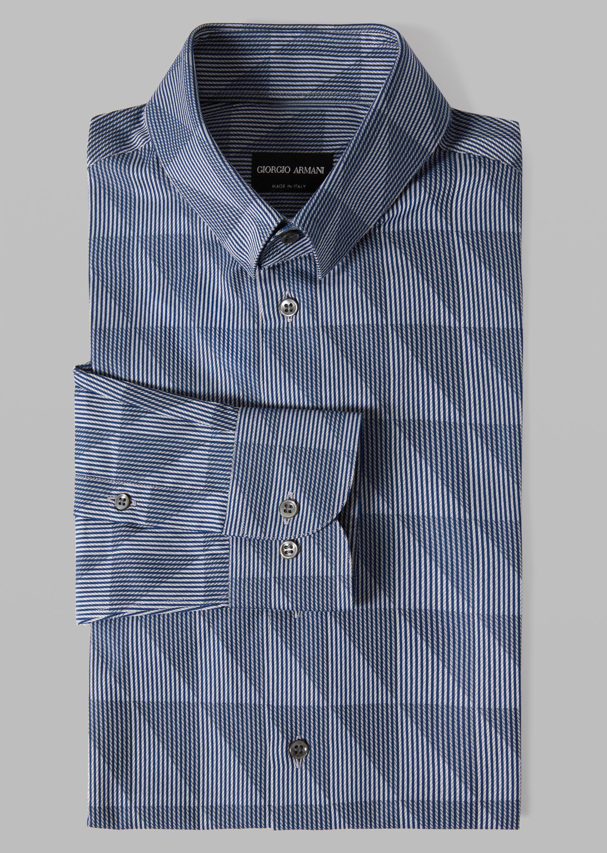 GIORGIO ARMANI Classic Shirt U r