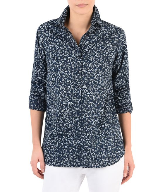 NAPAPIJRI GENUIE Long sleeve shirt Woman f