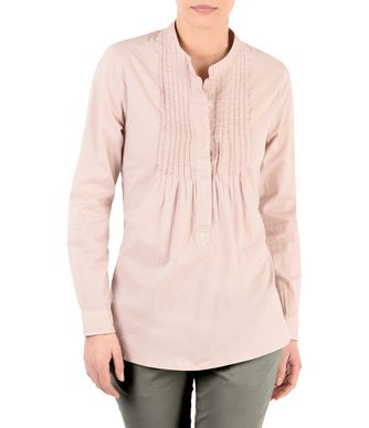 NAPAPIJRI GEGI WOMAN LONG SLEEVE SHIRT,PINK