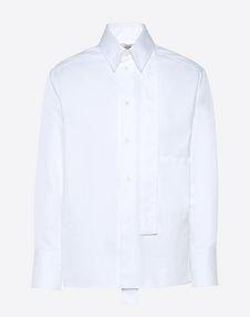 VALENTINO UOMO Shirt U Long-sleeve denim shirt f