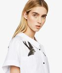 KARL LAGERFELD Captain Karl Patch Shirt 8_e