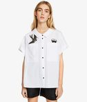 KARL LAGERFELD Captain Karl Patch Shirt 8_f