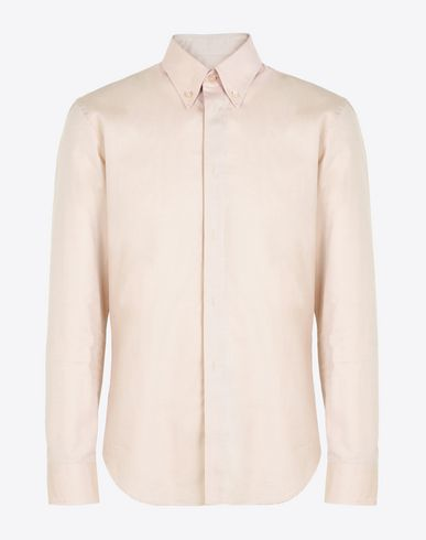 MAISON MARGIELA Cotton Oxford shirt Long sleeve shirt U f