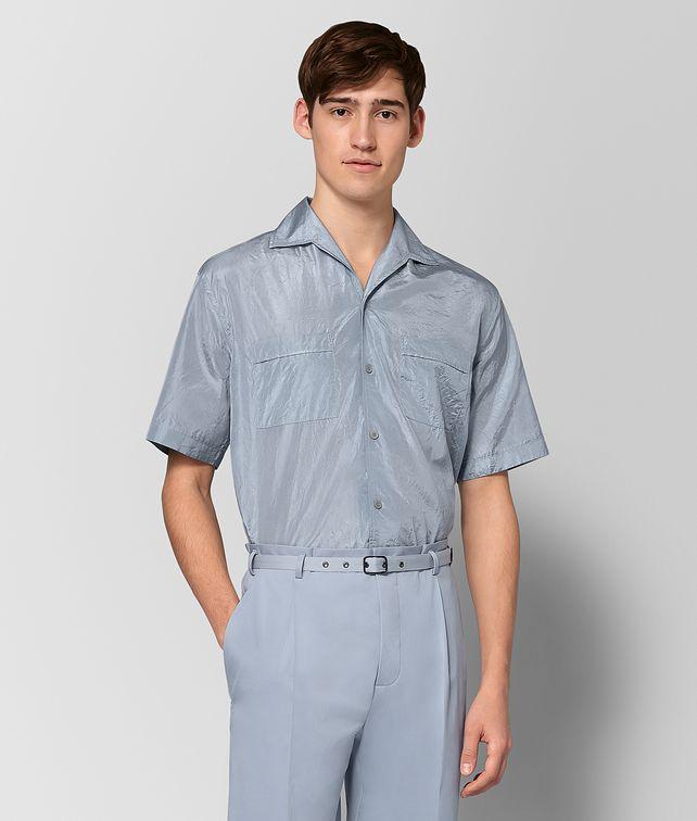 BOTTEGA VENETA ARCTIC SILK SHIRT Shirt Man fp