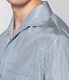 arctic silk shirt Front Detail Portrait