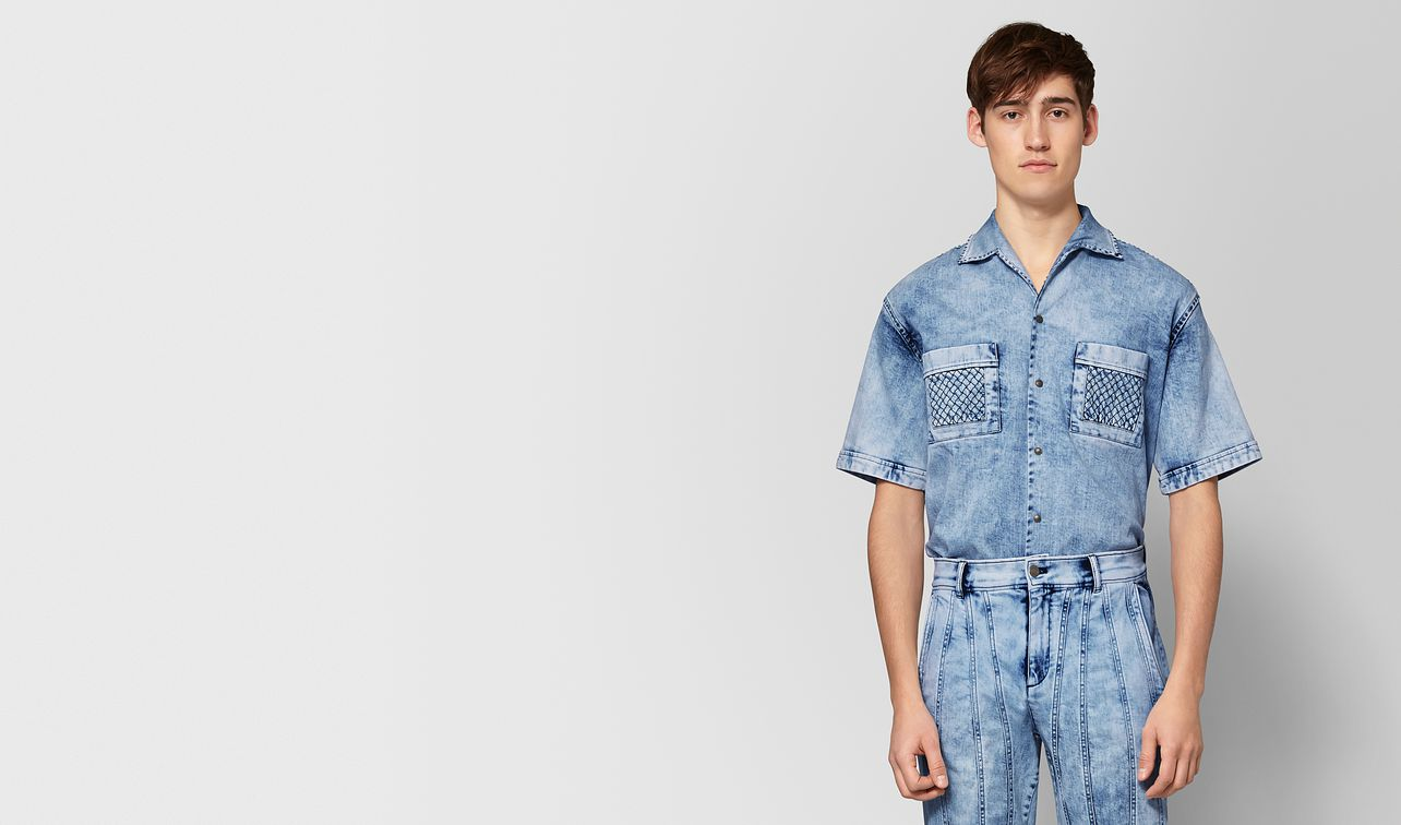 arctic denim shirt landing
