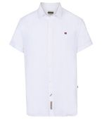 NAPAPIJRI Short sleeve shirt Man GERVAS SHORT SLEEVES a