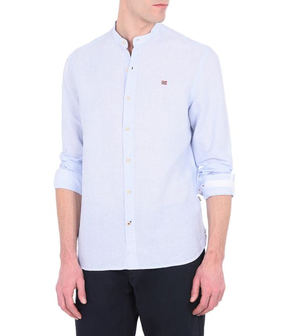 NAPAPIJRI GIDE Long sleeve shirt Man f