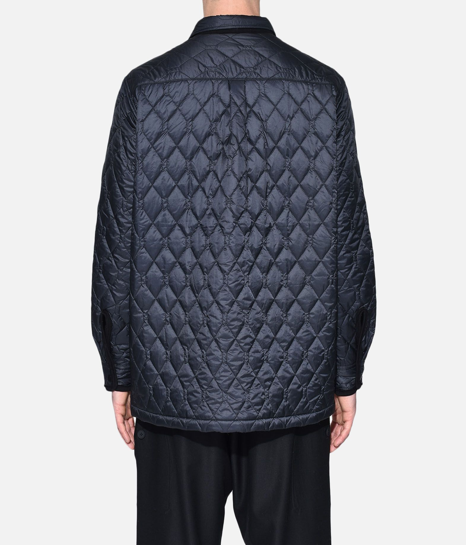 Y-3 Y-3 Quilted Shirt Long sleeve shirt Man d