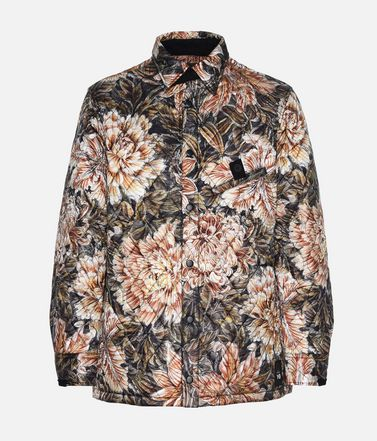 Y-3 AOP Quilted Shirt