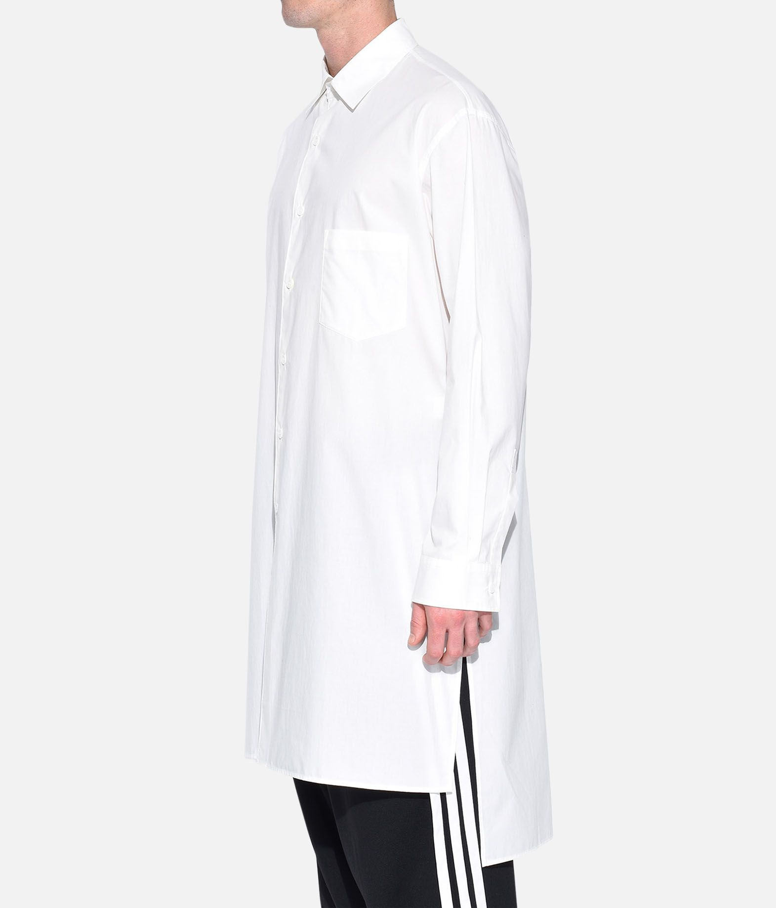 Y-3 Y-3 Stacked Logo Shirt Long sleeve shirt Man e
