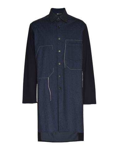 Y-3 Herringbone Long Shirt SHIRTS man Y-3 adidas