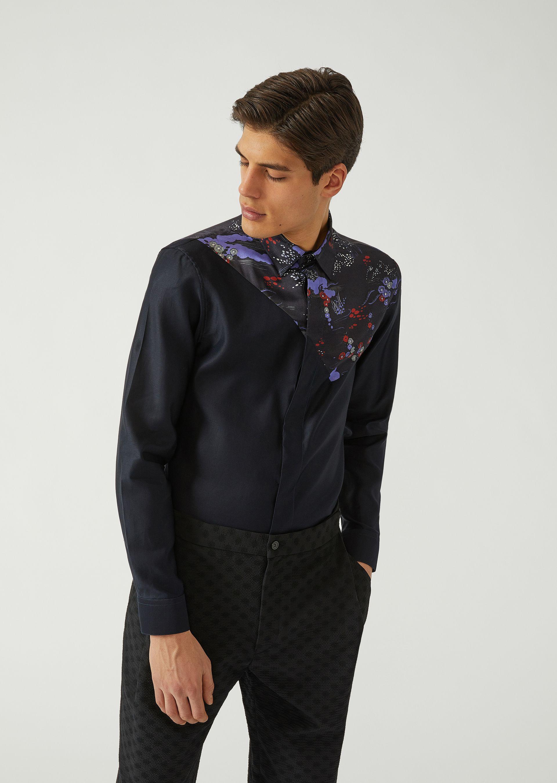 EMPORIO ARMANI Casual Shirt U f