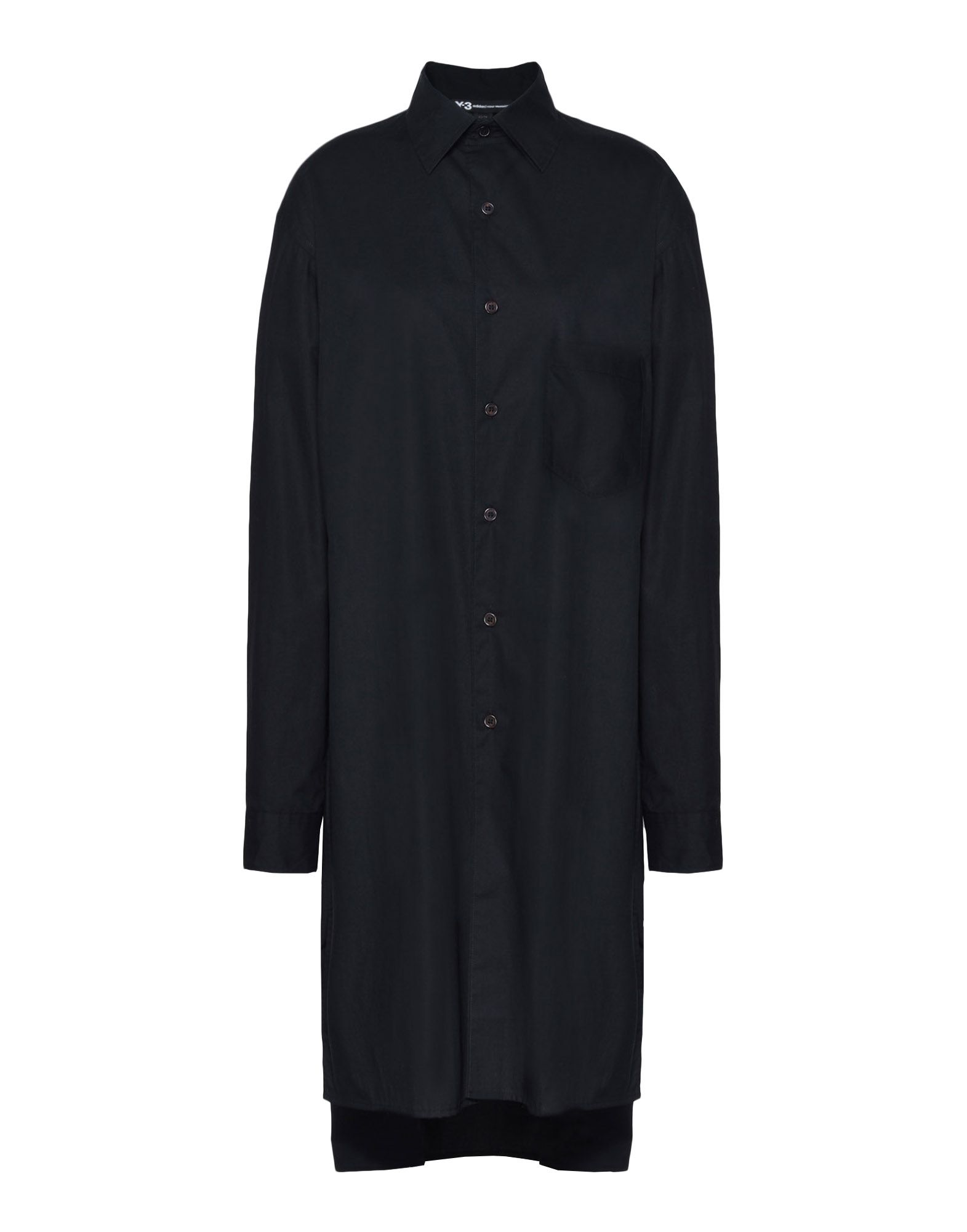 Y-3 Y-3 Stacked Logo Shirt Long sleeve shirt Woman f
