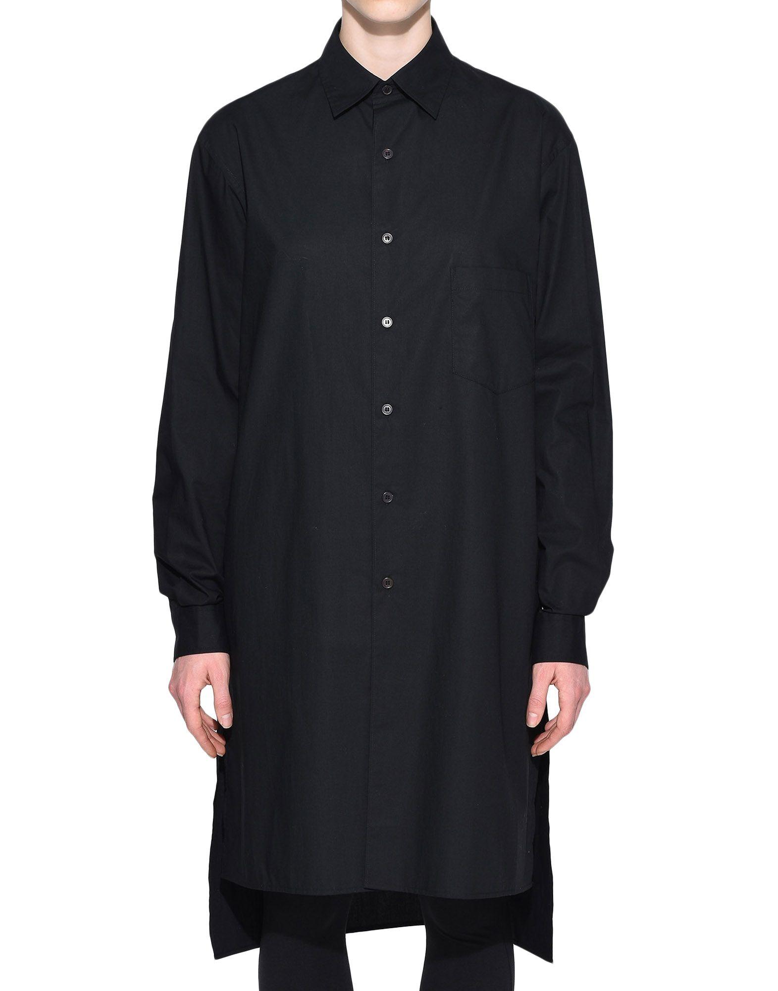 Y-3 Y-3 Stacked Logo Shirt Long sleeve shirt Woman r