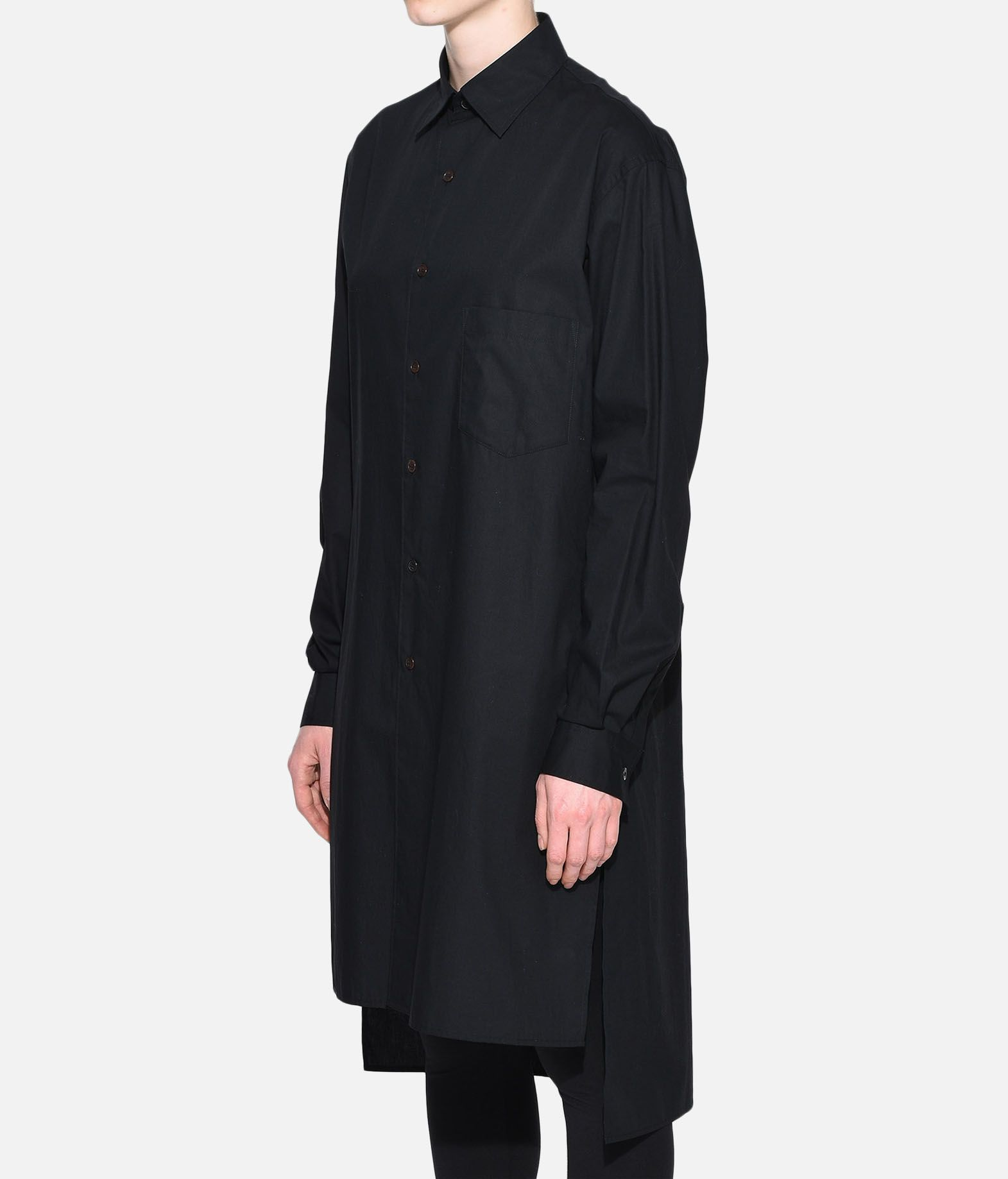 Y-3 Y-3 Stacked Logo Shirt Long sleeve shirt Woman e