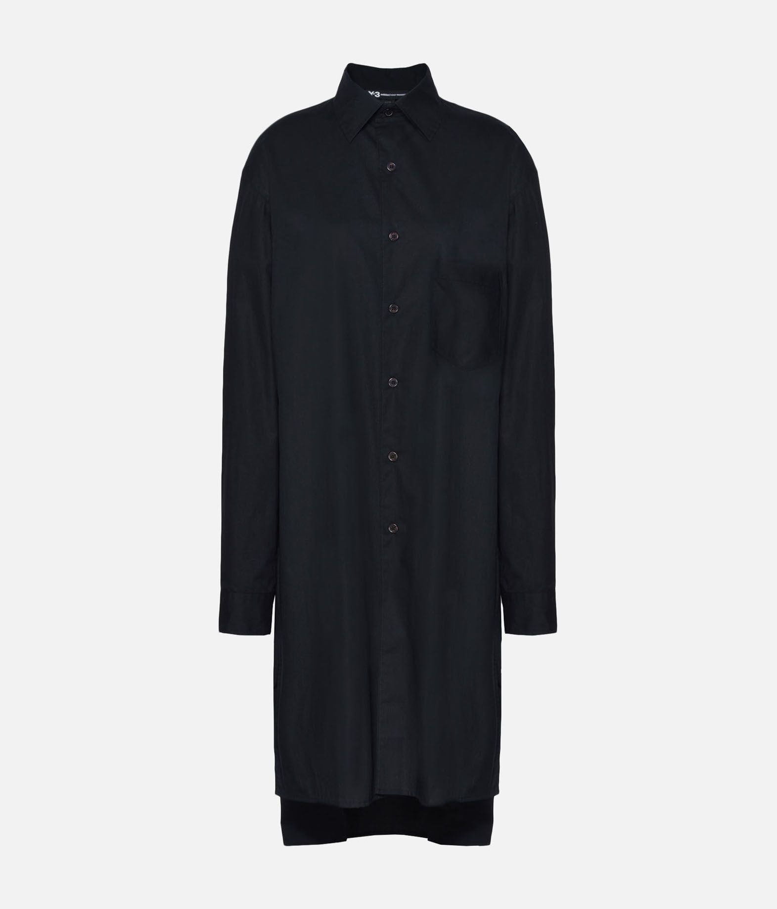 Y-3 Y-3 Stacked Logo Shirt Long sleeve shirt Woman f