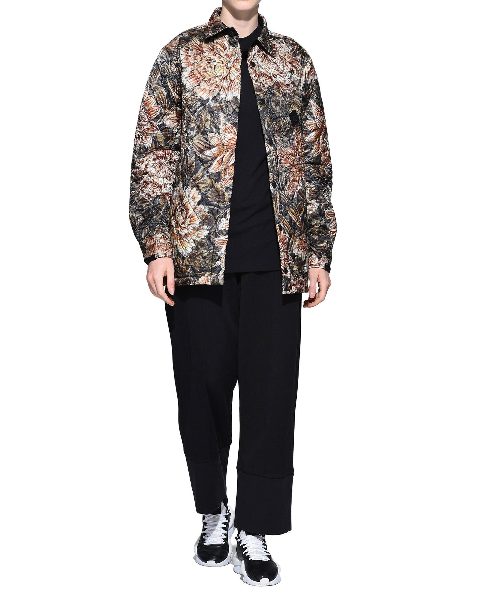 Y-3 Y-3 AOP Quilted Shirt Long sleeve shirt Woman a