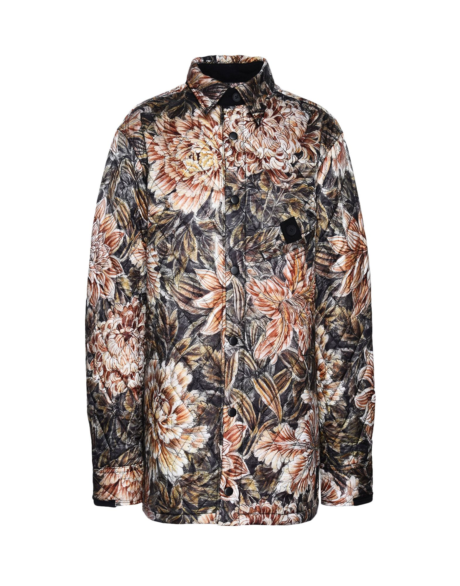 Y-3 Y-3 AOP Quilted Shirt Long sleeve shirt Woman f