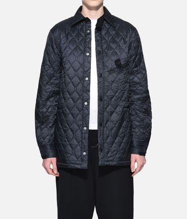 Y-3 Camicia maniche lunghe Donna Y-3 Quilted Shirt r