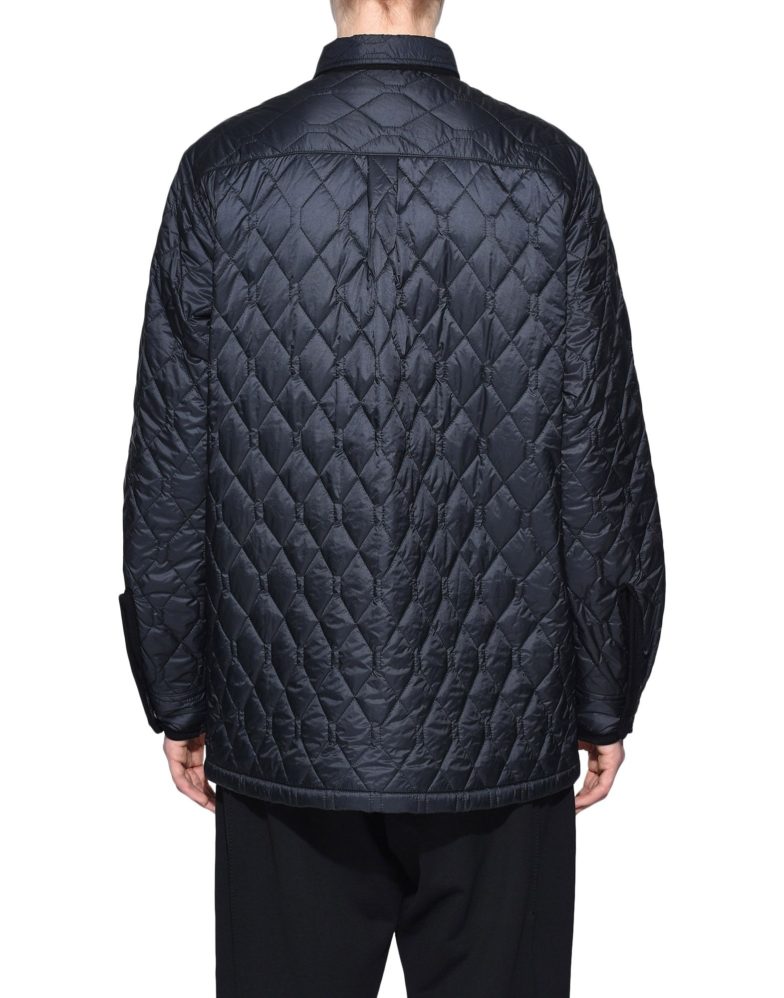Y-3 Y-3 Quilted Shirt Chemise manches longues Femme d