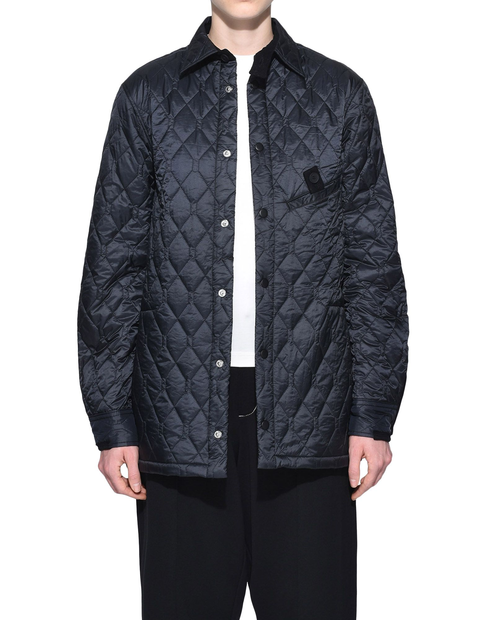 Y-3 Y-3 Quilted Shirt Chemise manches longues Femme r