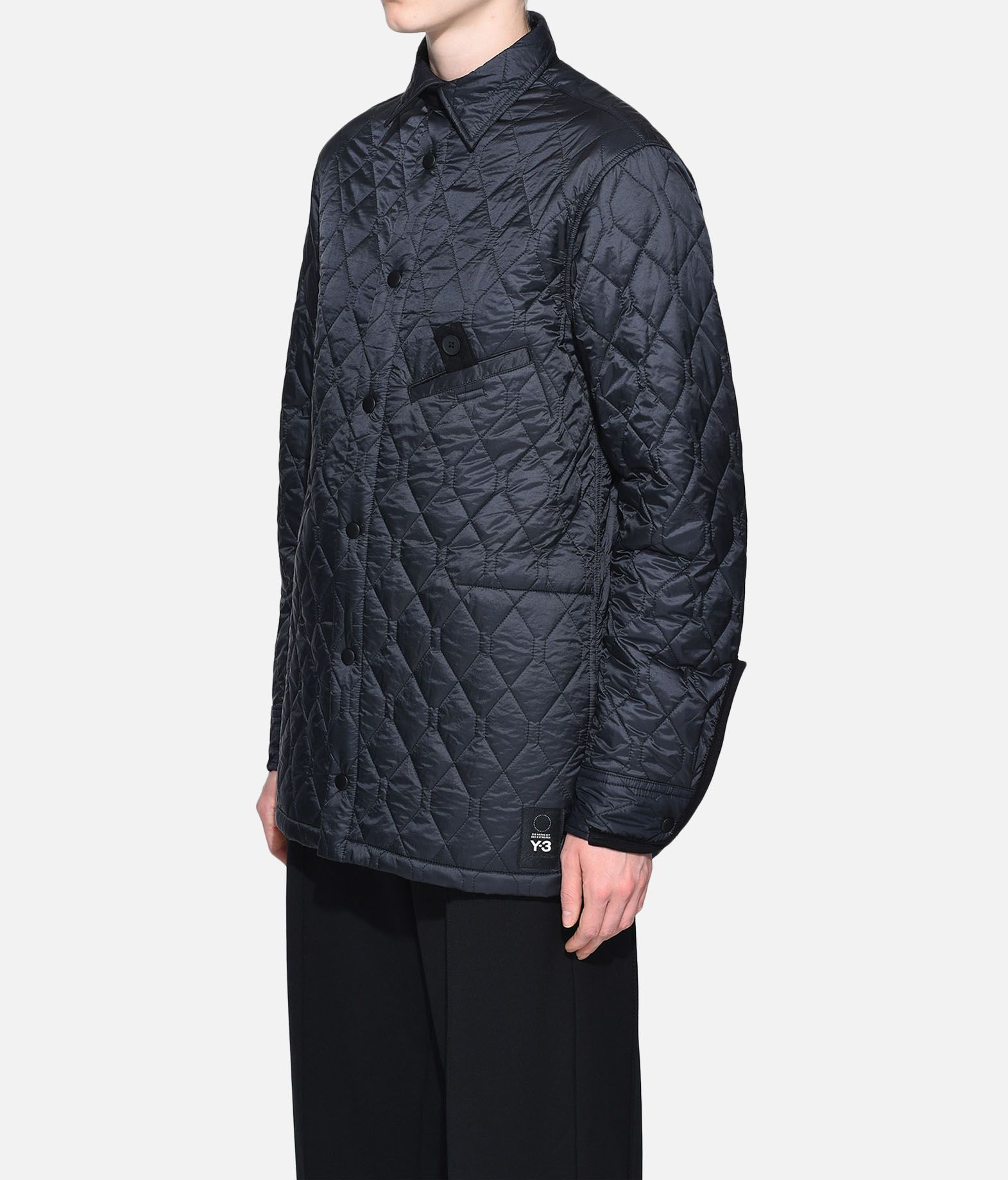 Y-3 Y-3 Quilted Shirt Long sleeve shirt Woman e