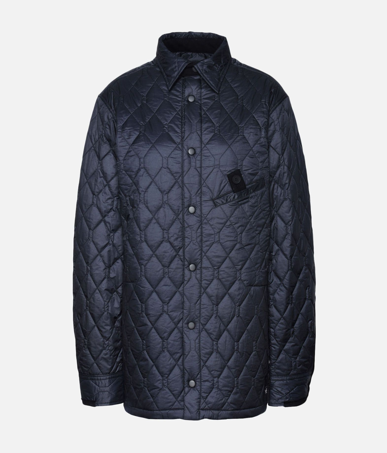 Y-3 Y-3 Quilted Shirt Long sleeve shirt Woman f