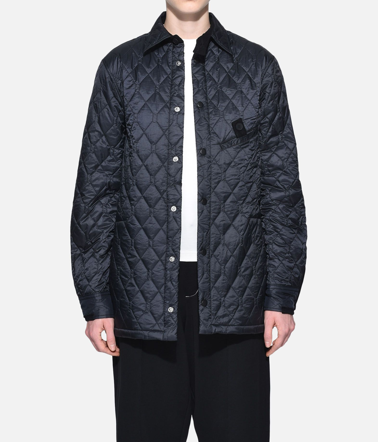 Y-3 Y-3 Quilted Shirt Long sleeve shirt Woman r