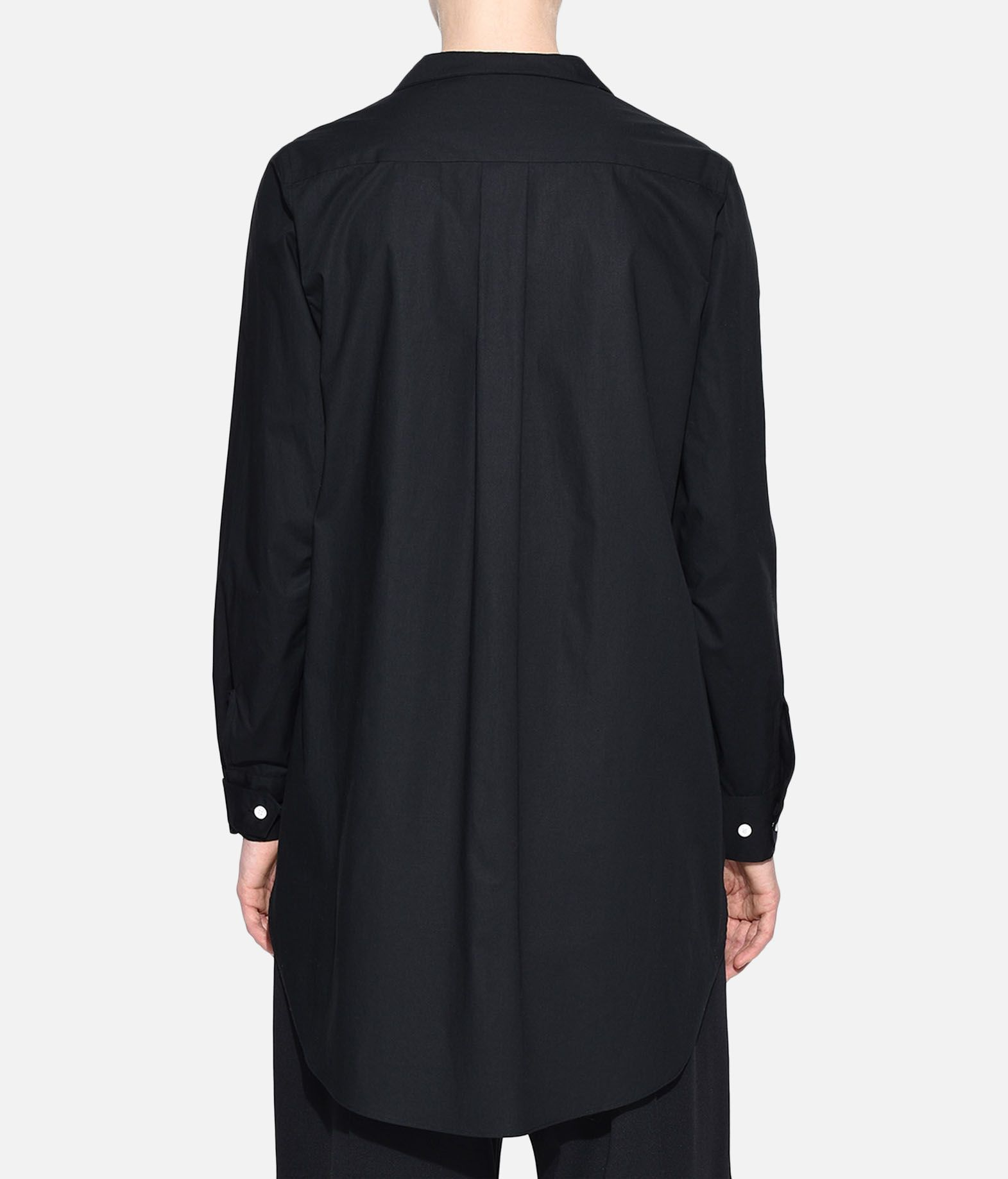 Y-3 Y-3 Tie-Cord Shirt Long sleeve shirt Woman d