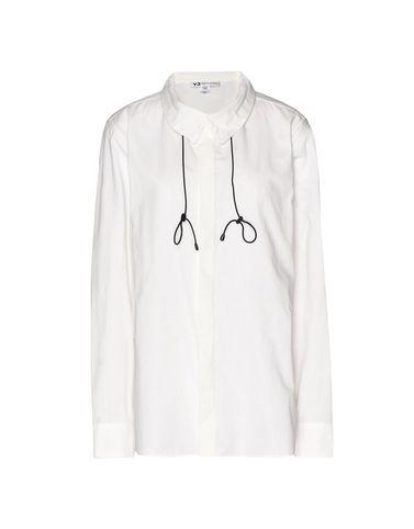 Y-3 Tie-Cord Shirt