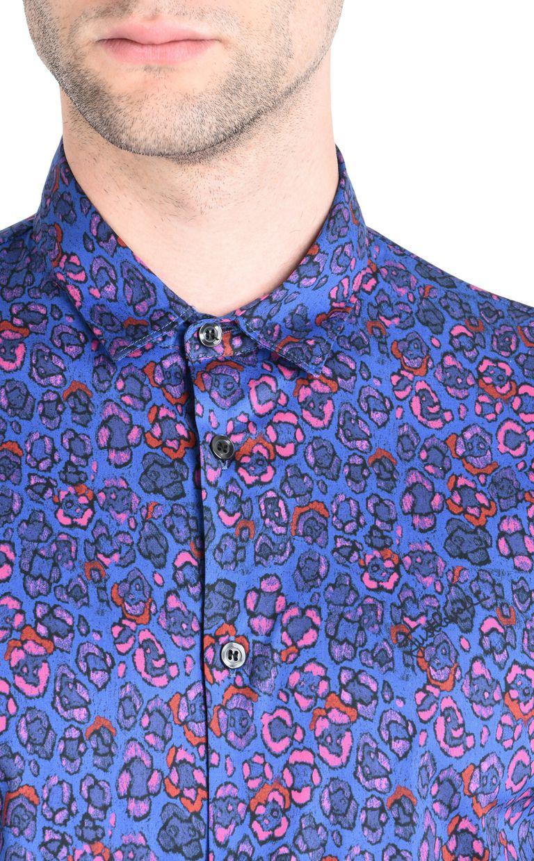 JUST CAVALLI Chui shirt Long sleeve shirt [*** pickupInStoreShippingNotGuaranteed_info ***] e