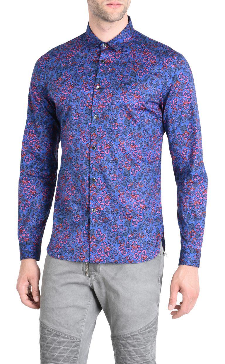 JUST CAVALLI Chui shirt Long sleeve shirt [*** pickupInStoreShippingNotGuaranteed_info ***] f