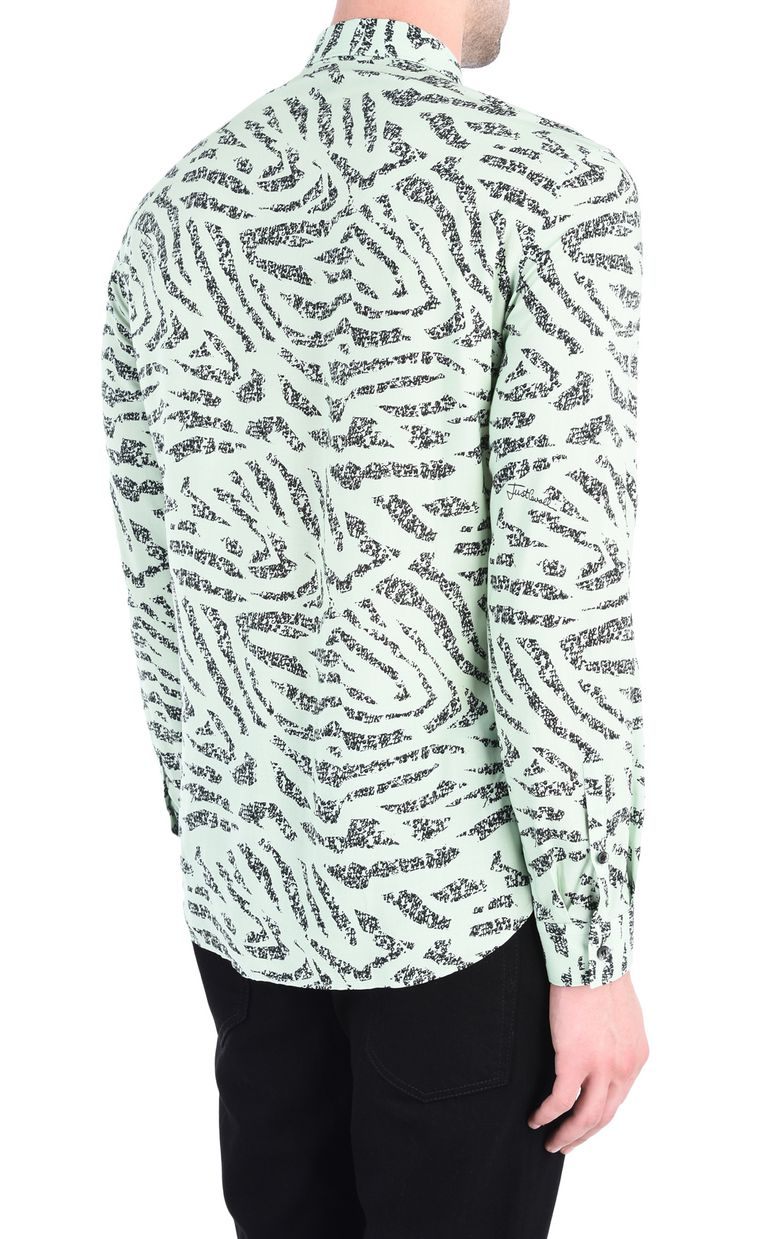 JUST CAVALLI Pundamilia shirt Long sleeve shirt [*** pickupInStoreShippingNotGuaranteed_info ***] d