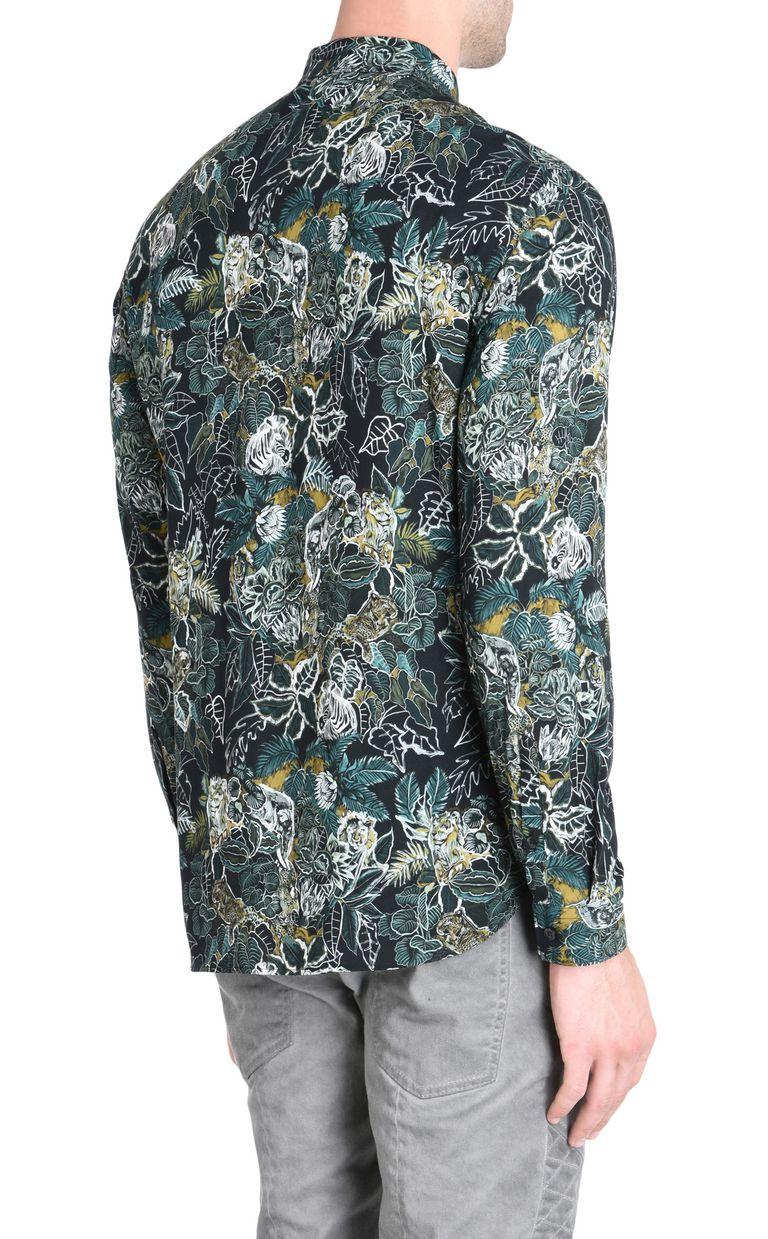 JUST CAVALLI Savanna shirt Long sleeve shirt [*** pickupInStoreShippingNotGuaranteed_info ***] d