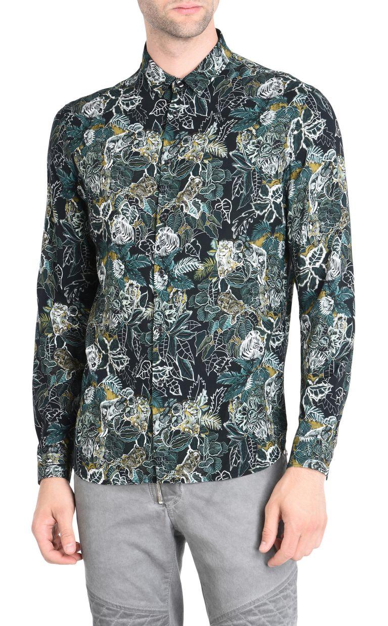 JUST CAVALLI Savanna shirt Long sleeve shirt [*** pickupInStoreShippingNotGuaranteed_info ***] f
