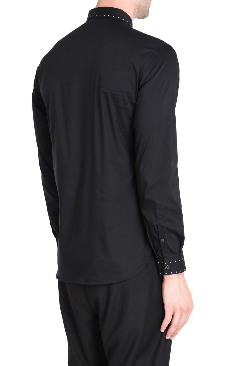 JUST CAVALLI Classic elegant shirt Long sleeve shirt [*** pickupInStoreShippingNotGuaranteed_info ***] d