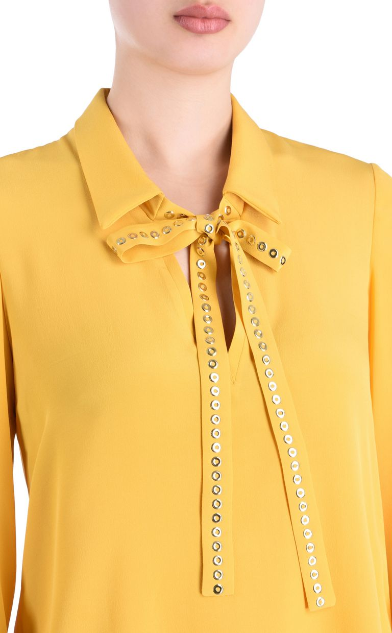 JUST CAVALLI Plain shirt Blouse [*** pickupInStoreShipping_info ***] e