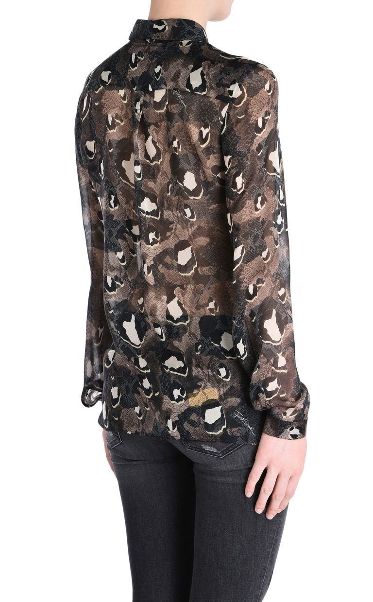 JUST CAVALLI Botswana shirt Long sleeve shirt [*** pickupInStoreShipping_info ***] d
