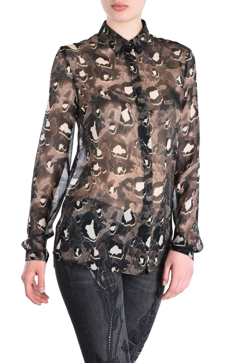 JUST CAVALLI Botswana shirt Long sleeve shirt [*** pickupInStoreShipping_info ***] f