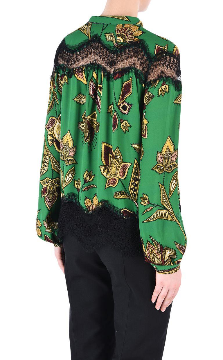 JUST CAVALLI Mozambique shirt Long sleeve shirt [*** pickupInStoreShipping_info ***] d