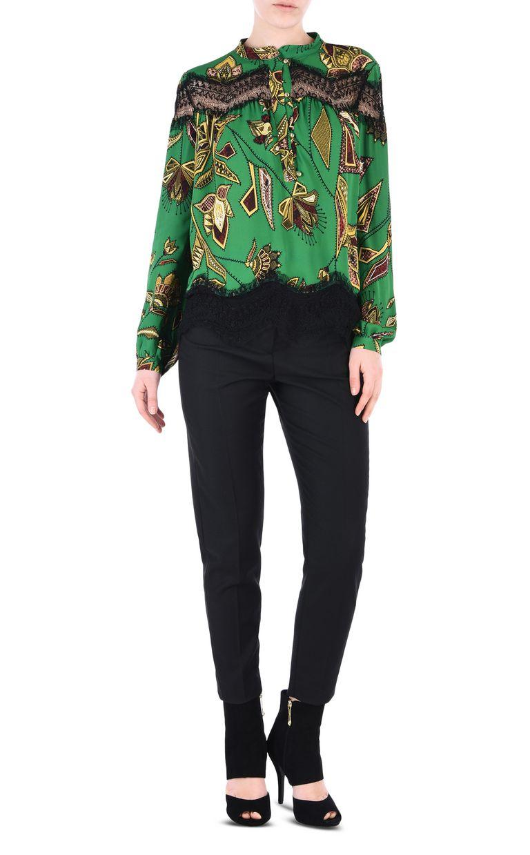 JUST CAVALLI Mozambique shirt Long sleeve shirt [*** pickupInStoreShipping_info ***] r