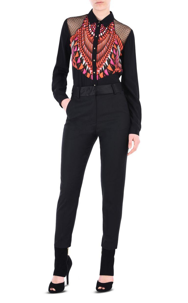 JUST CAVALLI Tanzania shirt Long sleeve shirt Woman r