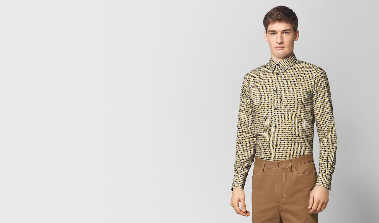 multicolor cotton shirt landing