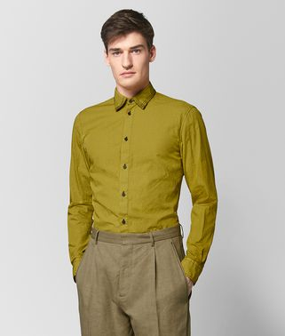 CHAMOMILE COTTON SHIRT