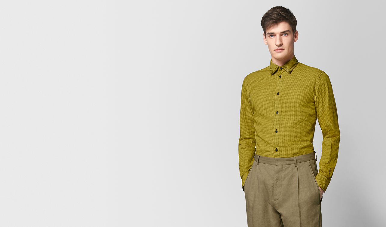 chamomile cotton shirt landing