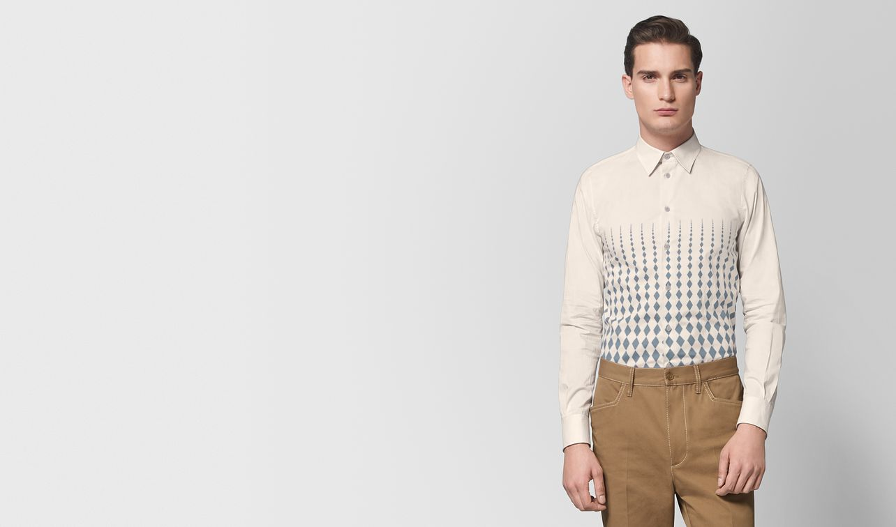 mist/dark arctic cotton shirt landing